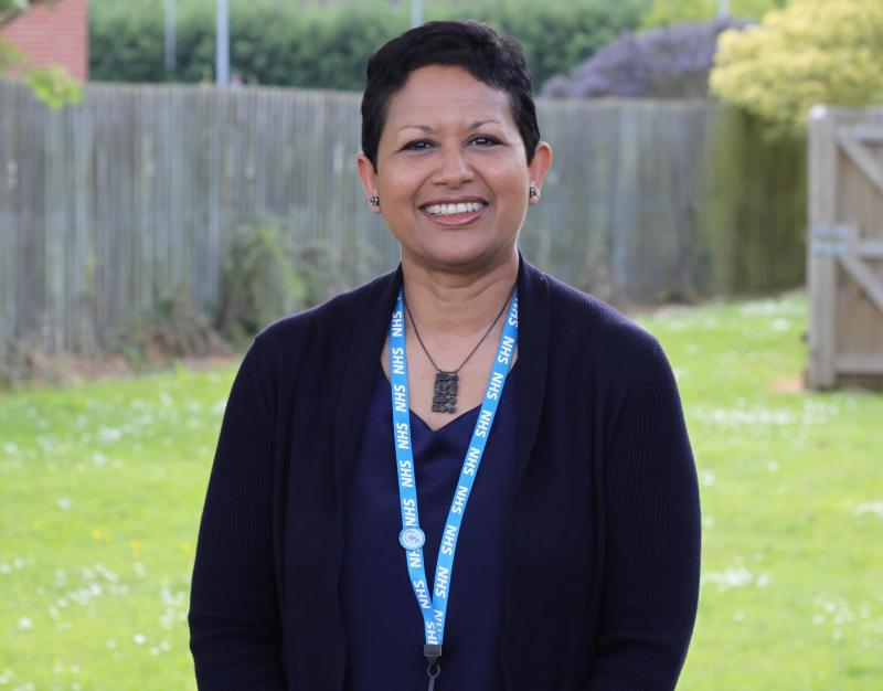 Image of Crishni, NHFT Chair