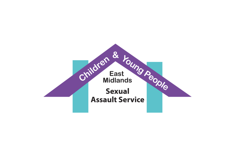 The logo for the children and young peoples sexual assault service.