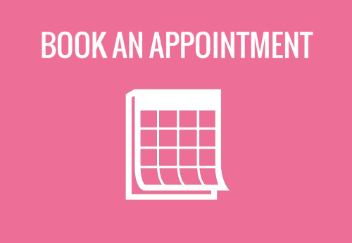 book an appointment- sexual health icons