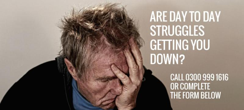 IAPT - are day to day struggles getting you down?