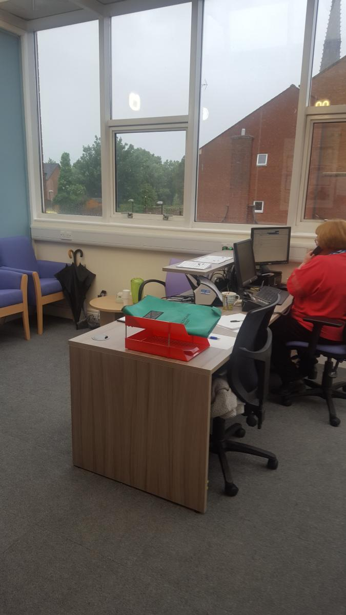 After Rushden Resource Centre refurbishment
