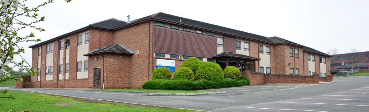 An image of Highfield Clinical Care Centre.