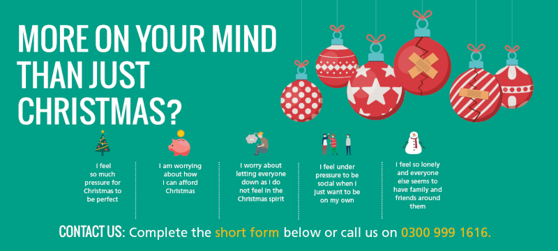 More on your mind than just Christmas campaign.