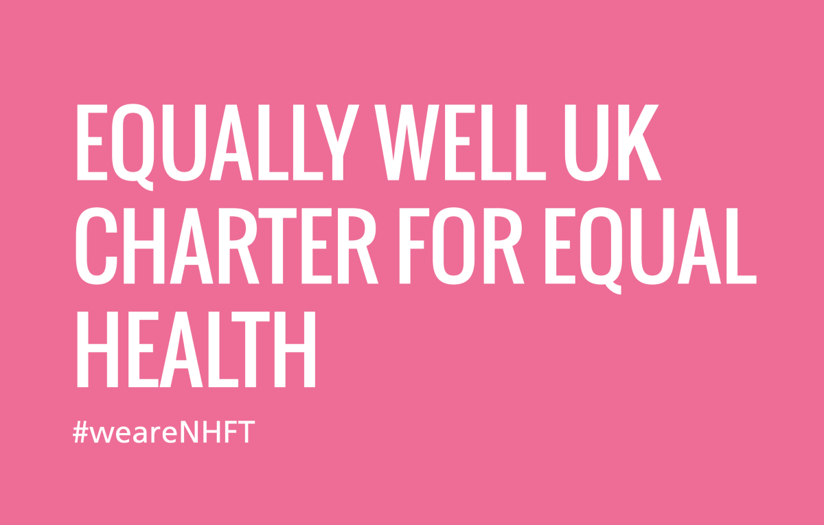 Equally Well UK Charter for Equal Health