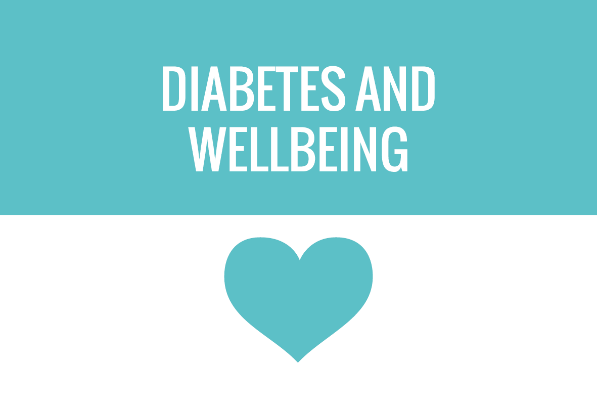 Buttons - Diabetes and wellbeing - website