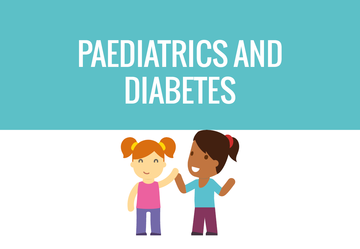 Buttons - Paediatrics and diabetes - website