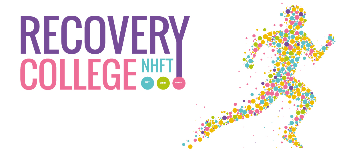Recovery College at NHFT decorative logo