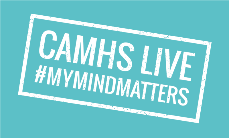 Logo for camhs live