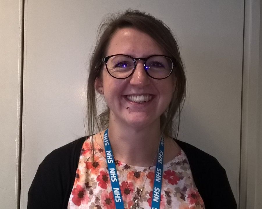 Katie is a specialist CAMHS worker