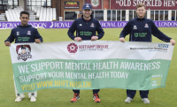 Image of Northants CCC supporting mental health awareness day