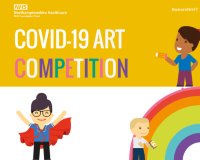 Calling all budding artists to join our NHFT art competition!